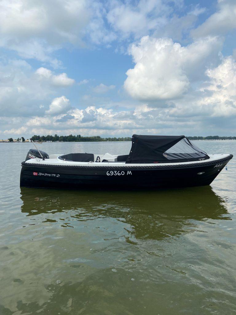 Blue sloep 170 D 2